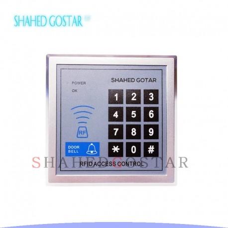 اکسس کنترل کارتی-رمزی